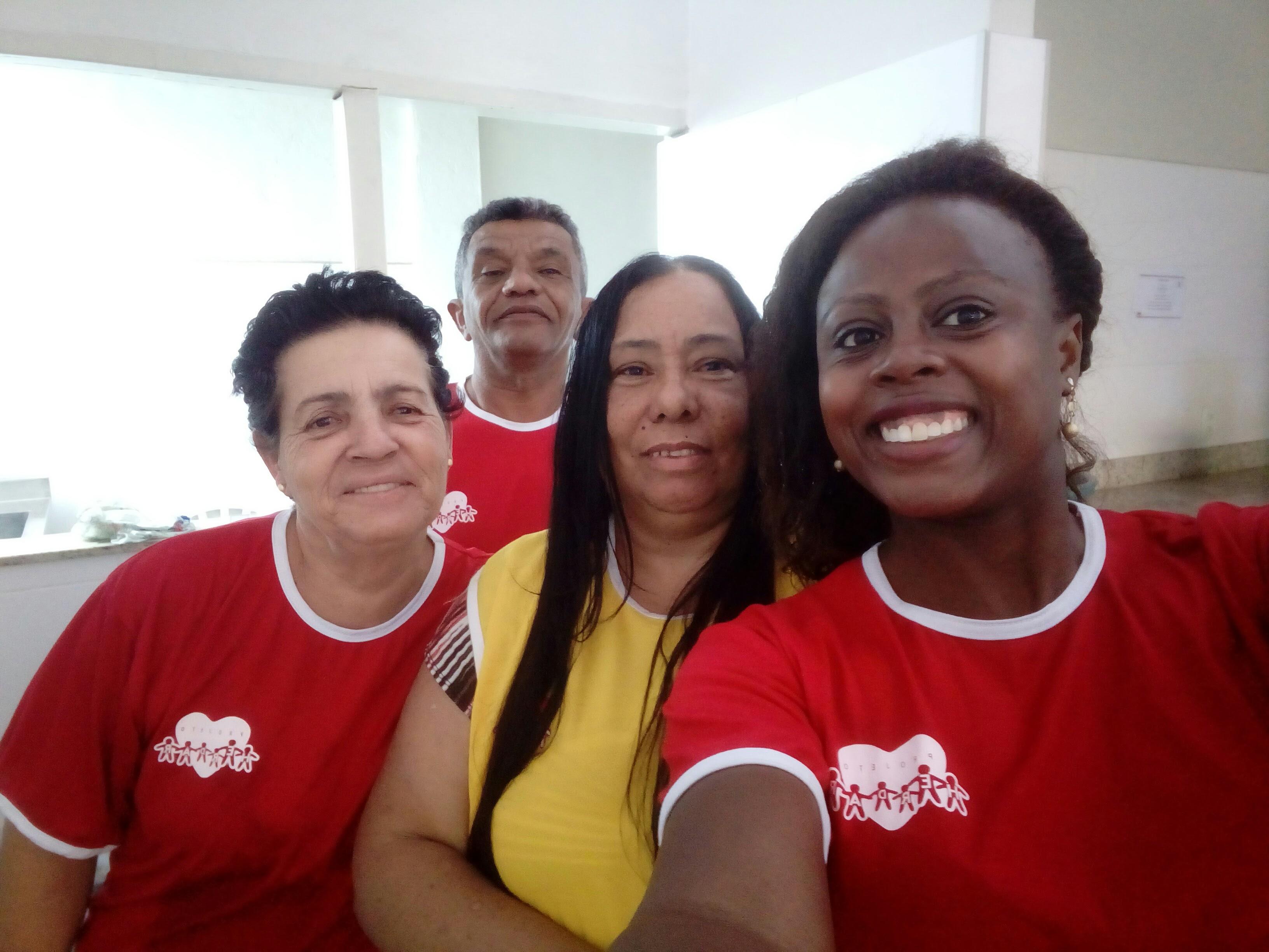 Voluntários